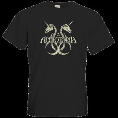 Motiv: T-Shirt Premium FAIR WEAR - Endzeit