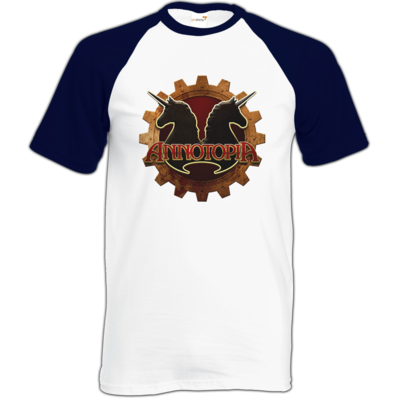 Motiv: Baseball-T FAIR WEAR - Steampunk