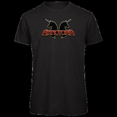 Motiv: Organic T-Shirt - ANNOTOPIA