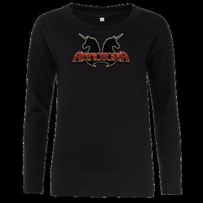 Motiv: Girlie Crew Sweatshirt - ANNOTOPIA