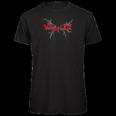 Motiv: Organic T-Shirt - Lightning
