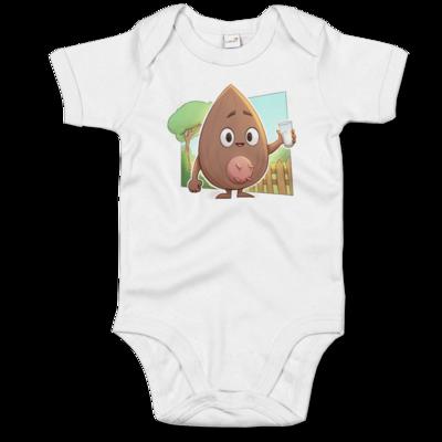 Motiv: Baby Body Organic - Mandelnussmilch