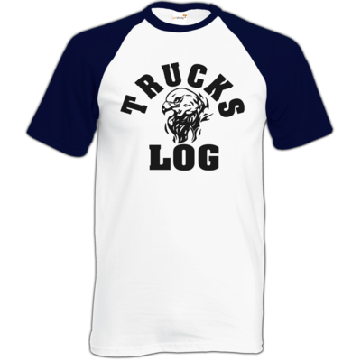 Motiv: Baseball-T FAIR WEAR - Truckslog Adler