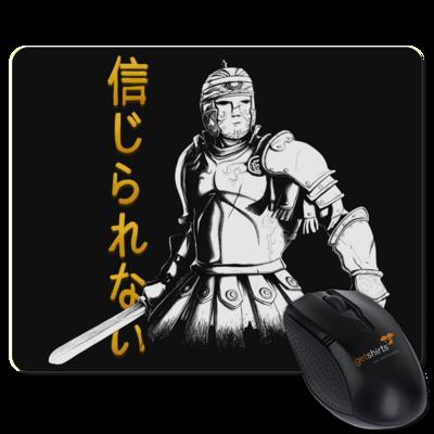 Motiv: Mousepad Textil - Centurion Dunn