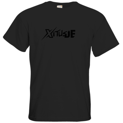 Motiv: T-Shirt Premium FAIR WEAR - Black XitusDE