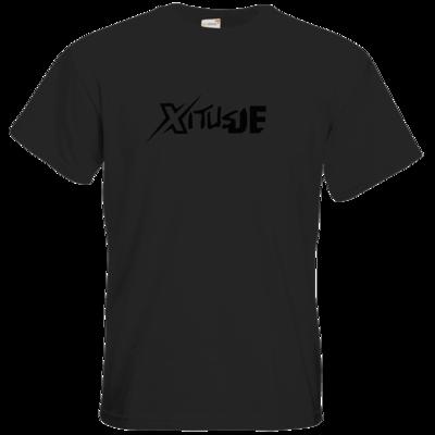Motiv: T-Shirt Premium FAIR WEAR - Black XitusDE