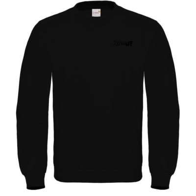 Motiv: Sweatshirt FAIR WEAR - Black XitusDE