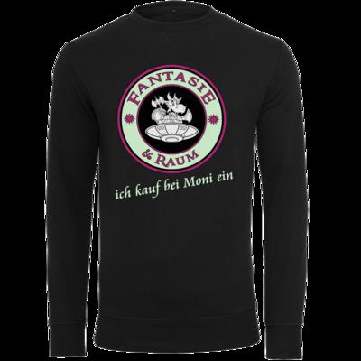 Motiv: Light Crew Sweatshirt - Ich kauf bei Moni ein