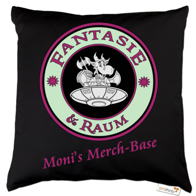 Motiv: Kissen Baumwolle - Moni's Merch-Base