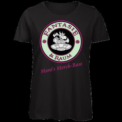 Motiv: Organic Lady T-Shirt - Moni's Merch-Base