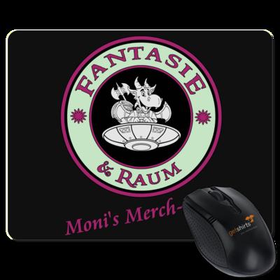 Motiv: Mousepad Textil - Moni's Merch-Base