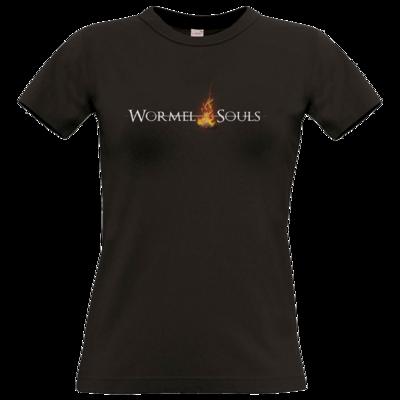 Motiv: T-Shirt Damen Premium FAIR WEAR - Wormel Souls