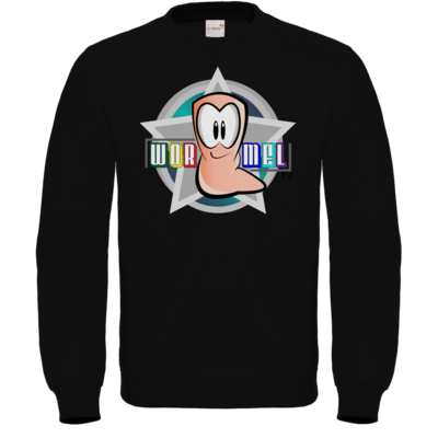 Motiv: Sweatshirt FAIR WEAR - Big Wormel Logo