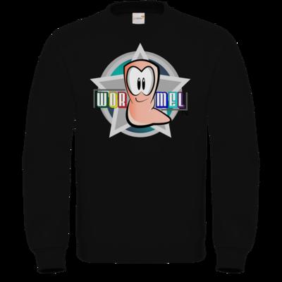 Motiv: Sweatshirt FAIR WEAR - Big Wormel Logo