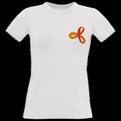 Motiv: T-Shirt Damen Premium FAIR WEAR - Elithera Schleife