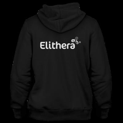 Motiv: Two-Tone Hoodie - Elithera Logo