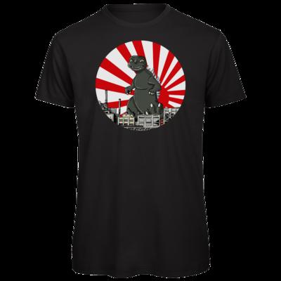 Motiv: Organic T-Shirt - Monster