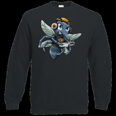 Motiv: Sweatshirt Classic - Moskito/Logo