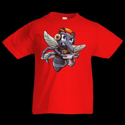Motiv: Kids T-Shirt Premium FAIR WEAR - Moskito/Logo