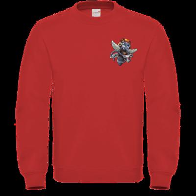 Motiv: Sweatshirt FAIR WEAR - Moskito/Logo