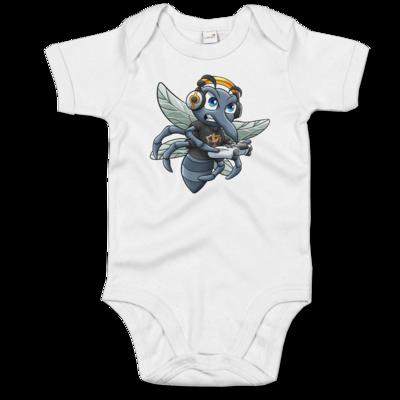 Motiv: Baby Body Organic - Moskito/Logo