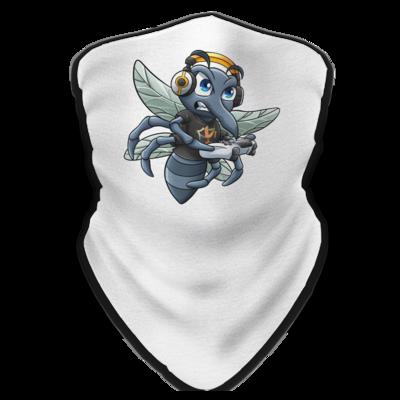 Motiv: Schlauchtuch - Moskito/Logo