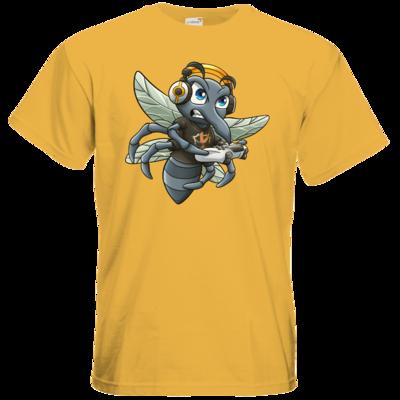 Motiv: T-Shirt Premium FAIR WEAR - Moskito/Logo
