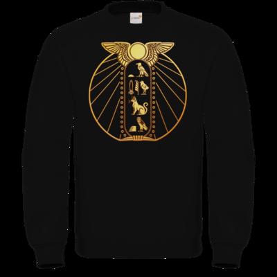 Motiv: Sweatshirt FAIR WEAR - DSK - Brüchiger Frieden Logo