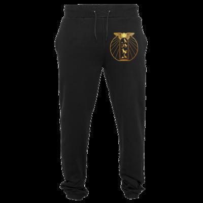 Motiv: Heavy Sweatpants - DSK - Brüchiger Frieden Logo