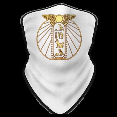 Motiv: Schlauchtuch - DSK - Brüchiger Frieden Logo