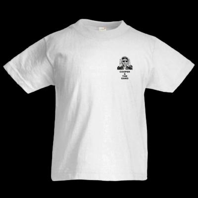 Motiv: Kids T-Shirt Premium FAIR WEAR - schwarz