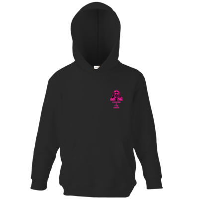 Motiv: Kids Hooded Sweat - pink