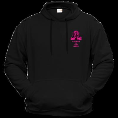 Motiv: Hoodie Premium FAIR WEAR - pink