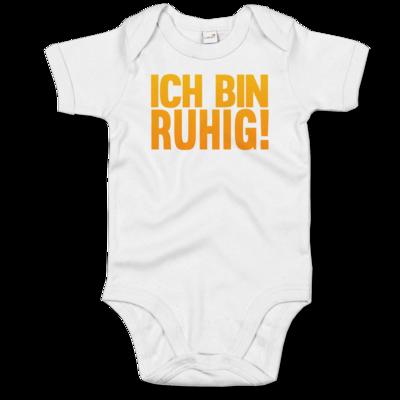 Motiv: Baby Body Organic - Ich bin ruhig