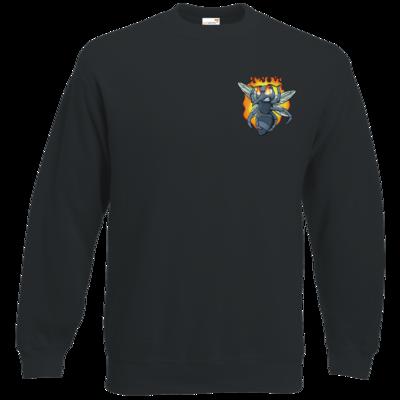 Motiv: Sweatshirt Classic - Rage