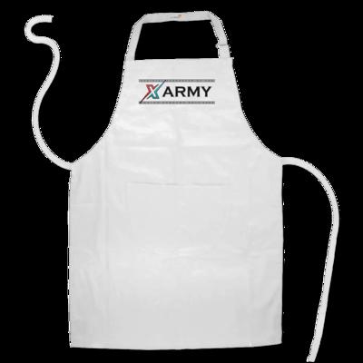 Motiv: Schürze - X ARMY