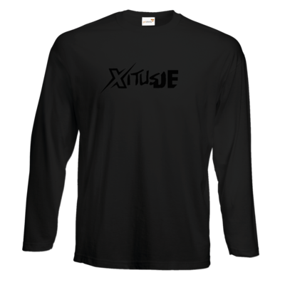Motiv: Exact 190 Longsleeve FAIR WEAR - Black XitusDE