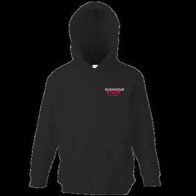Motiv: Kids Hooded Sweat - RHR pink
