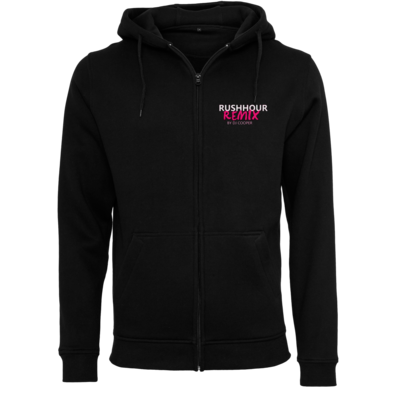 Motiv: Heavy Zip-Hoodie - RHR pink