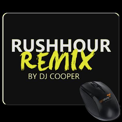 Motiv: Mousepad Textil - RHR gelb