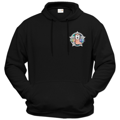 Motiv: Hoodie Premium FAIR WEAR - Small Wormel Logo