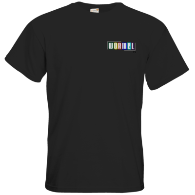 Motiv: T-Shirt Premium FAIR WEAR - Schriftzug