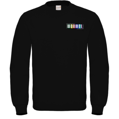 Motiv: Sweatshirt FAIR WEAR - Schriftzug