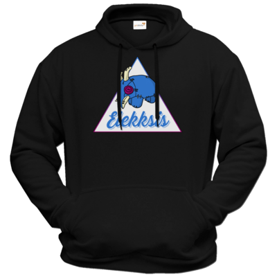 Motiv: Hoodie Premium FAIR WEAR - Elekksis Logo