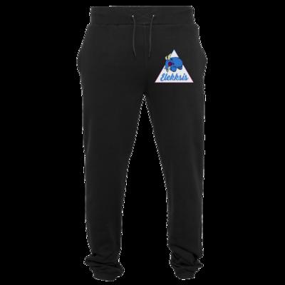 Motiv: Heavy Sweatpants - Elekksis Logo