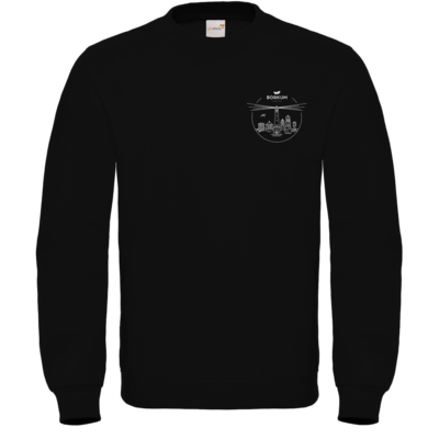 Motiv: Sweatshirt FAIR WEAR - Skyline Borkum (s/w)