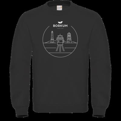 Motiv: Sweatshirt FAIR WEAR - Lighthouse