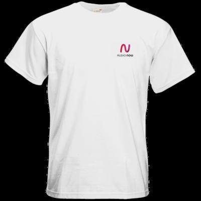 Motiv: T-Shirt Premium FAIR WEAR - Logo_Audio Now