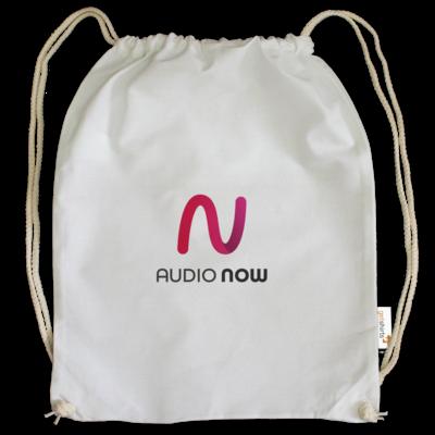 Motiv: Cotton Gymsac - Logo_Audio Now