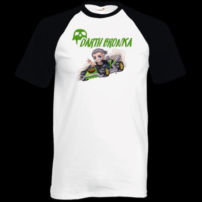 Motiv: TShirt Baseball - RockKart